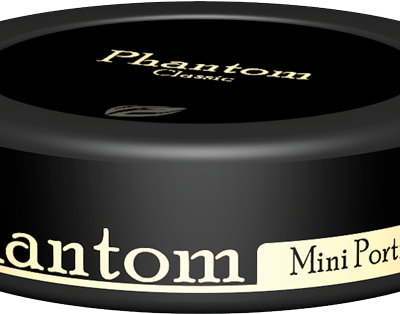 Phantom Classic Portion Mini 10 dosor
