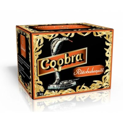 Coobra Orange - Råtobaksspill Grov  - 1KG