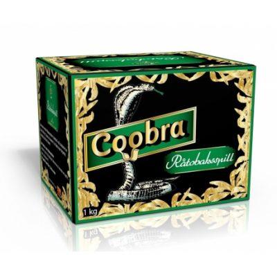 Coobra Grön - Råtobaksspill Standard - 1KG