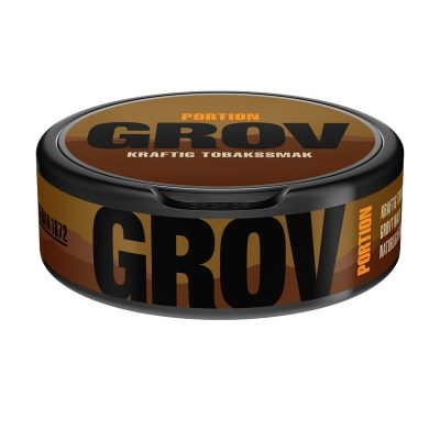 Grov original portion - Stock