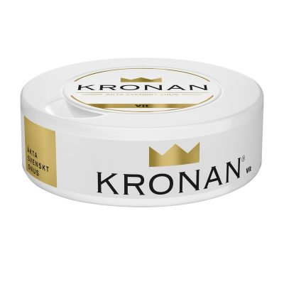 Kronan Vit Portion Stock