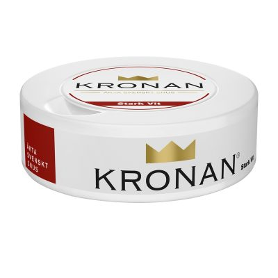 Kronan Stark Vit Portion - Stock