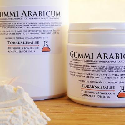 Tobakskemi Gummi Arabicum, 135g
