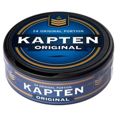 Kapten Original Portion - Stock