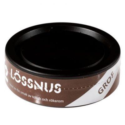 X2 Grof Lössnus-stock
