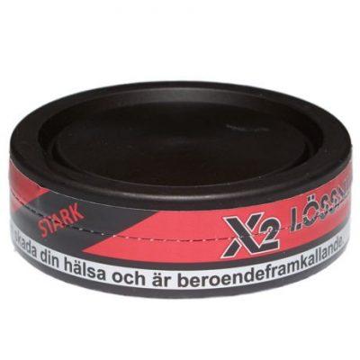 X2 Stark Lössnus-Stock