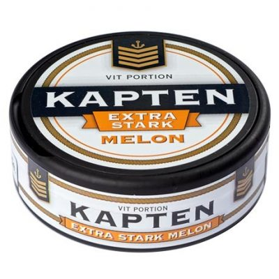 Kapten Extra Stark Melon Portion - Stock